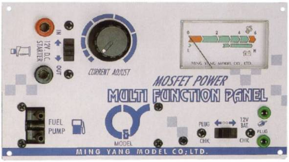 Power panel model MY212-1