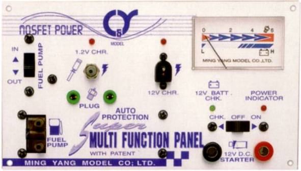 Power panel model MY212-2